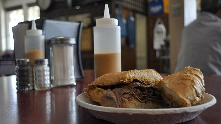 Philippe the Original French Dip